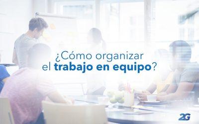 ¿Cómo organizar el trabajo en equipo?